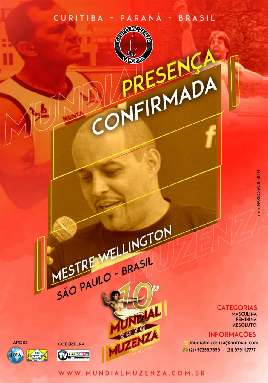Mestre Wellington